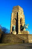 Monument For The Battle Of Sedan