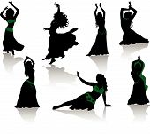 picture of belly-dance  - Belly dance - JPG