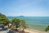 Kep Beach In Cambodia