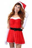 Santa Claus Woman