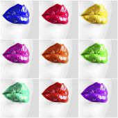 Lips Make Up Collection