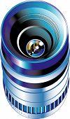 Objective Lens For Digital Photo Camera