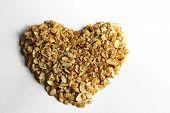 Heart Healthy Granola