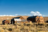 Bodie ghost town, Mono County, California