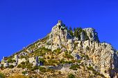 St. Hilarion Castle in Kyrenia, North Cyprus.