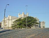 Statehouse Of Uruguay