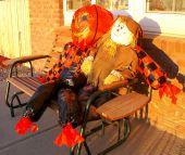 Scarecrow Pals