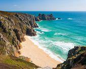 Pedn Vounder Beach Cornwall