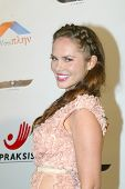 HOLLYWOOD -  Alessandra Alores-Snow arrives at the 2013 Philhellenes Gala benefiting Praksis at the