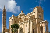 Ta' Pinu Church On Gozo, Malta