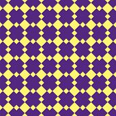 Seamless Background Of Rhombi.seamless Pattern Of Geometric Shapes.vector