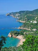 coastal Landscape,Costa Brava,Catalonia,Spain