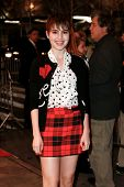 NEW YORK-SEP 30: Actress Sami Gayle attends a screening of