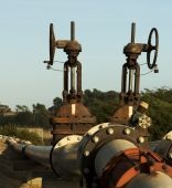 Old Oil Pipes