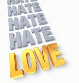 Love Ends Hate