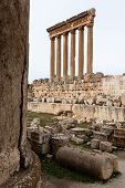 Roman temple in Lebanon