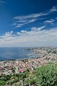 Naples Cityscape And Waterfront, Italy