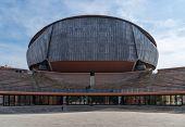 The Auditorium In Rome