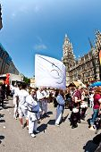 People Celebrate The Christopher Street Day In Munich