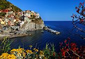 Manarola Village, Italy - Cinque Terre