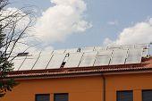 Water Solar Panel