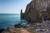 Rocky Coast Of Pembrokeshire, Wales