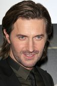 LOS ANGELES - MAR 27:  Richard Armitage at the  CinemaCon 2014 - Warners Brothers Photocall at Caesa