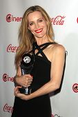 LOS ANGELES - MAR 27:  Leslie Mann at the  CinemaCon 2014 Awards Gala at Caesars Palace on March 27, 2014 in Las Vegas, NV
