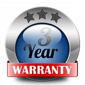 3 year warranty top quality product three years assurance and replacement best top quality guarantee