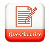 questionnaire list of FAQ questions pop poll