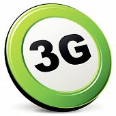 Vector 3G 3D Icon