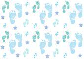 Baby Feet  Stars