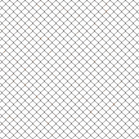 stock photo of chicken-wire  - chicken mesh wire tiles seamless as a pattern - JPG