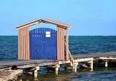 Gate At Sea