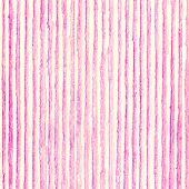 Vertical Lines Watercolor Pattern. Repeat Straight Stripes Texture Background