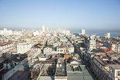 Havana cityscape.