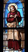 Saint-Paul - gefärbt Fenster