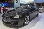 Bmw 640I Coupe M Sport Car