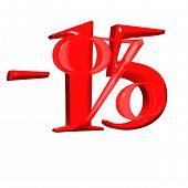 inscription 15 percent off