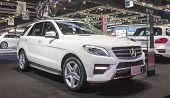 Mercedes Benz Ml 250 Bluetec Car