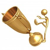 Kick The Trophy