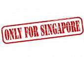 Only For Singapore