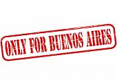 Only For Buenos Aires