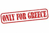 Only For Greece