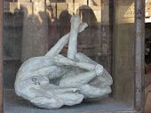 Pompeii Men Petrified