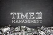 Time management on blackboard