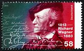 Postage Stamp Germany 2013 Richard Wagner, Composer