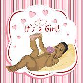 It's A Girl.