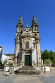 Church at Guimaraes, Portugal