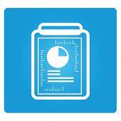 financial report, data report